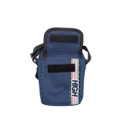 HIGH Shoulder Bag Stripes Navy