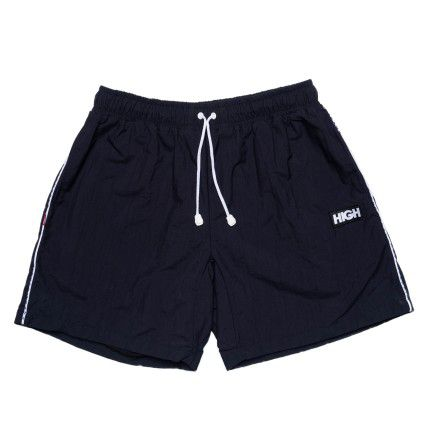 HIGH Sport Shorts Logo Black