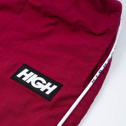 HIGH Sport Shorts Logo Wine