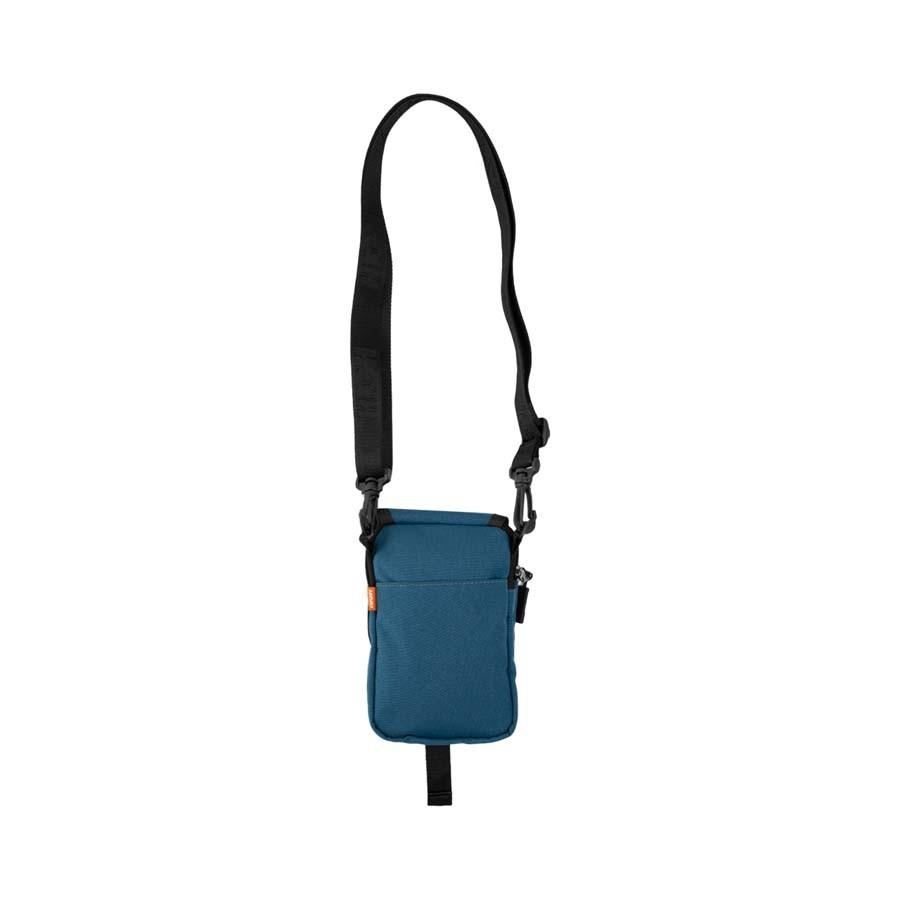 High Wallet Bag Reflective Logo Night Green