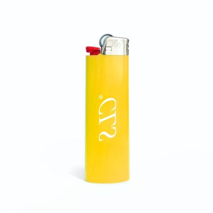 Isqueiro Class Amarelo