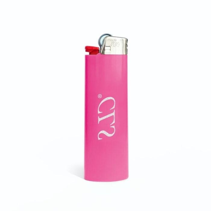 Isqueiro Class Pink