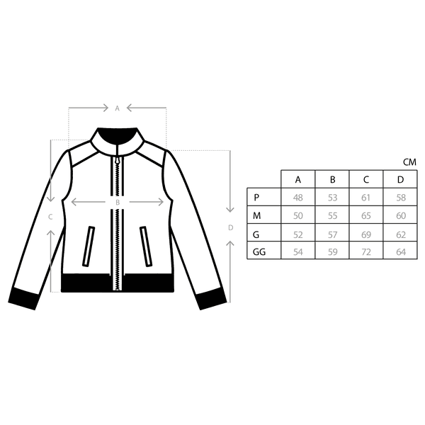 Jaqueta Class Track Jacket Bege