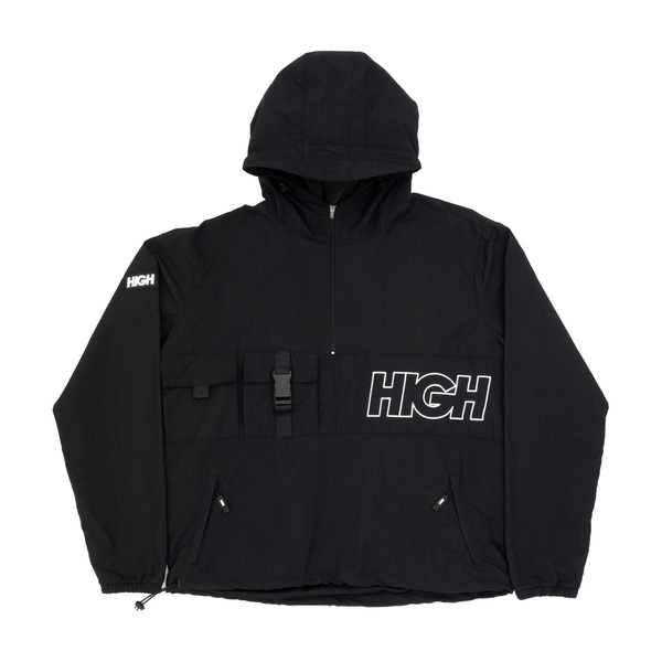 Jaqueta High Anorak Cargo Jacket Black
