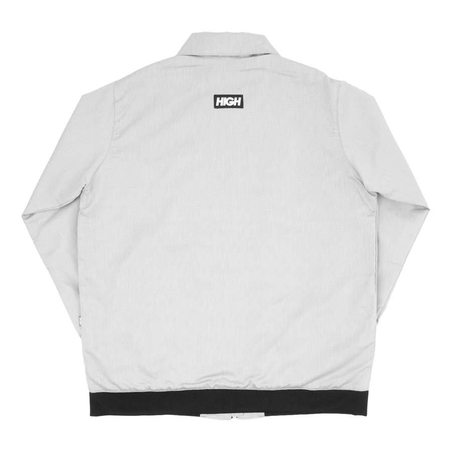 Jaqueta High Harrington Jacket Grey