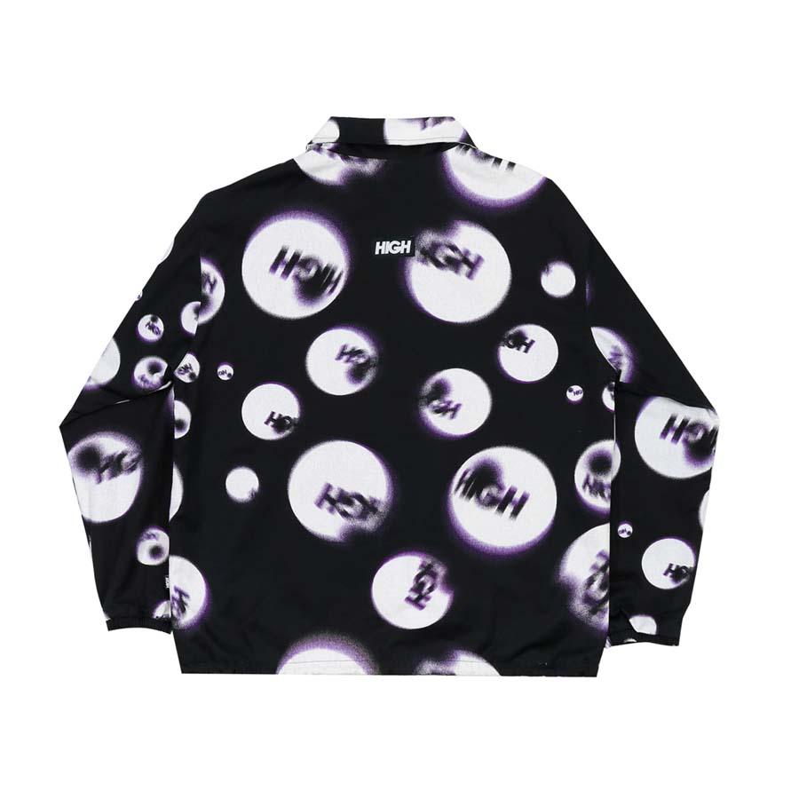 Jaqueta High Puffer Jacket Shots Black