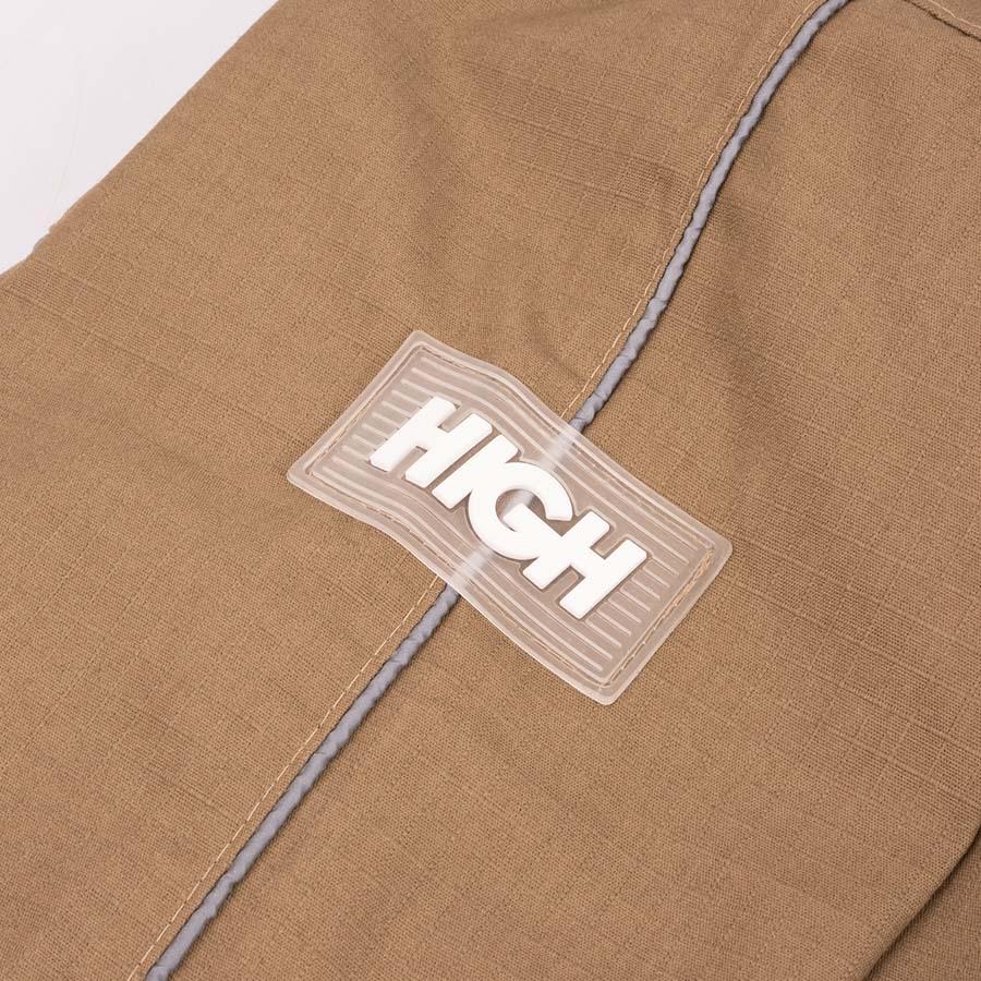 Jaqueta High Ripstop Jacket Beige