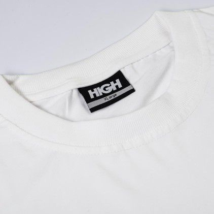 Kit 3 Camisetas Lisas High Basic Pack White