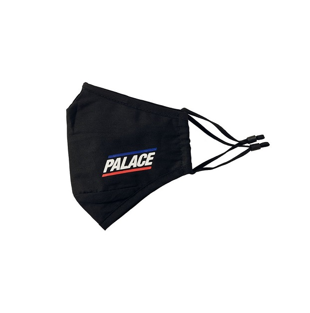Máscara Palace Basically Facemask Black