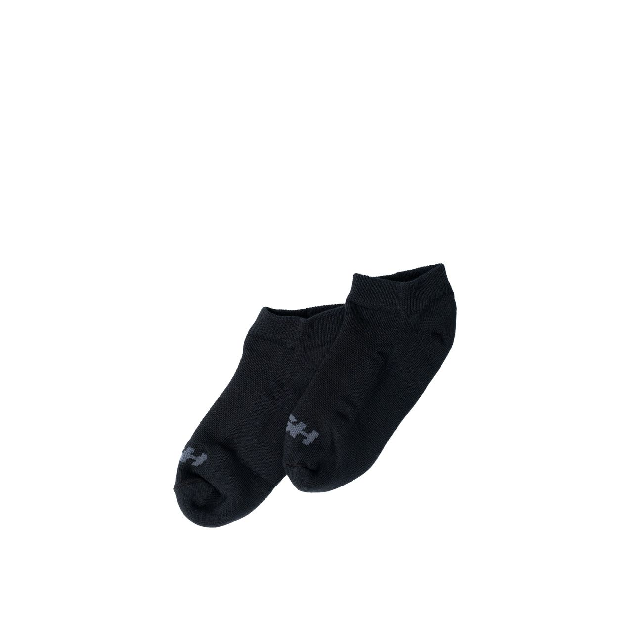 Meia High Sport Socks Logo Black