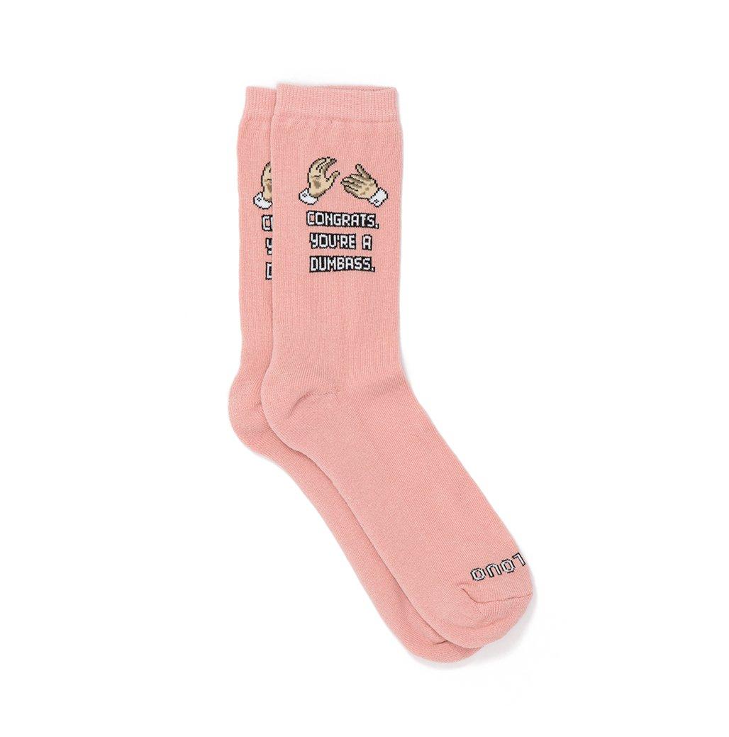 Meia Bolovo Congrats Socks