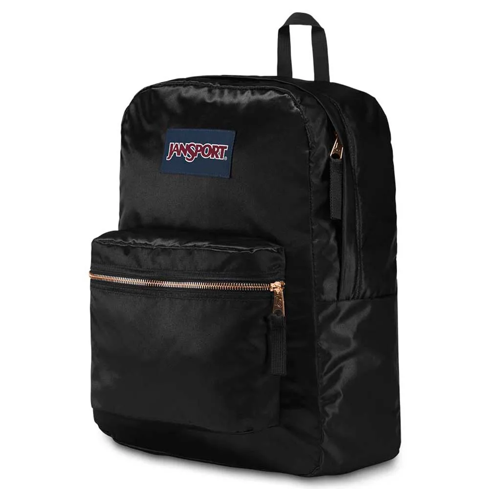Mochila Jansport High Stakes Black/Gold