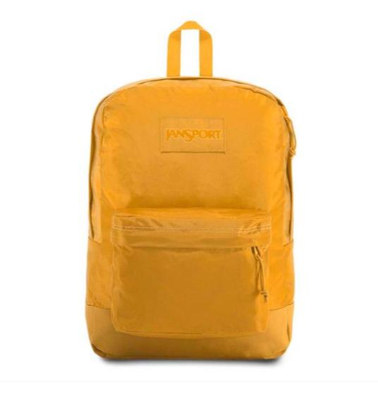Mochila Jansport Mono Superbreak English Mustard