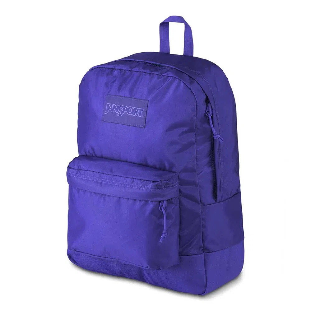 Mochila Jansport Mono Superbreak Violet Purple