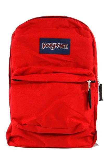 Mochila Jansport Superbreak Red Tape