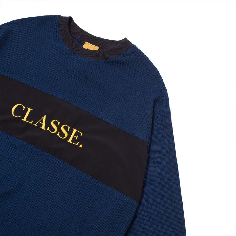 Moletom Class Crewneck Classe Navy