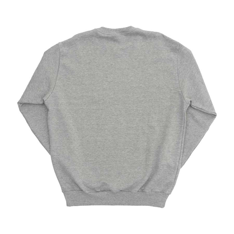 Moletom High Crewneck Exercise Heather Gray