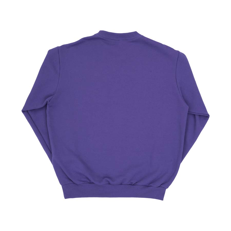 Moletom High Crewneck Flow Purple
