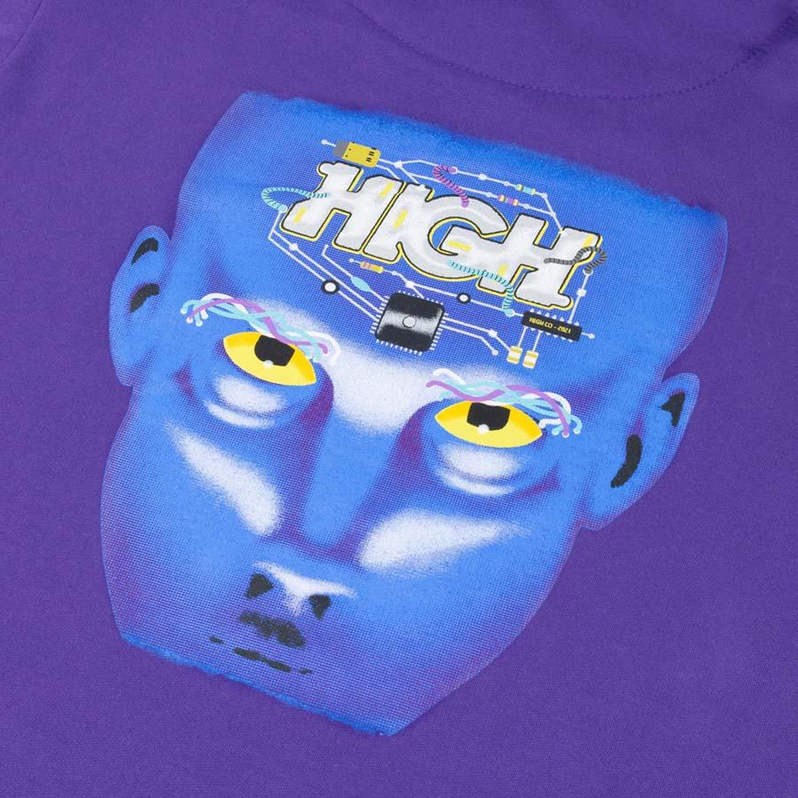 Moletom HIGH Hoodie Chip Purple