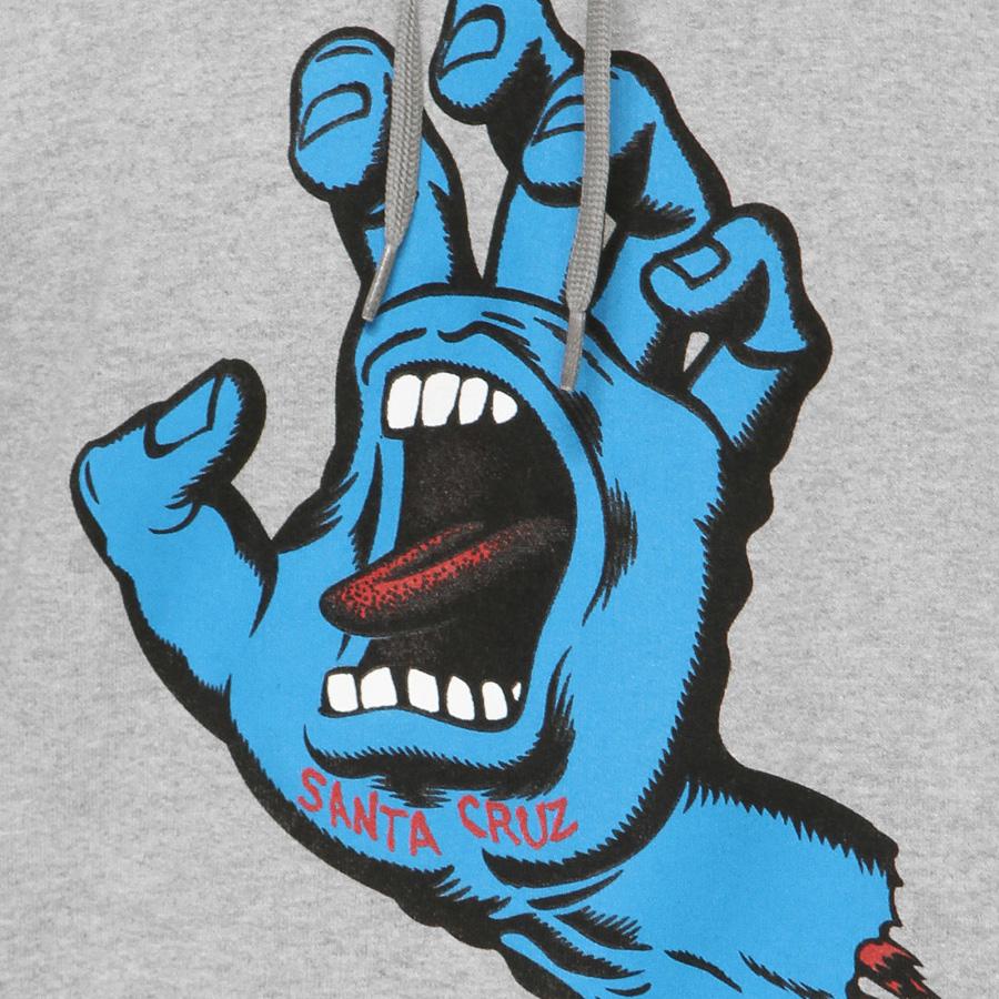 Moletom Santa Cruz Hoodie Screaming Hand