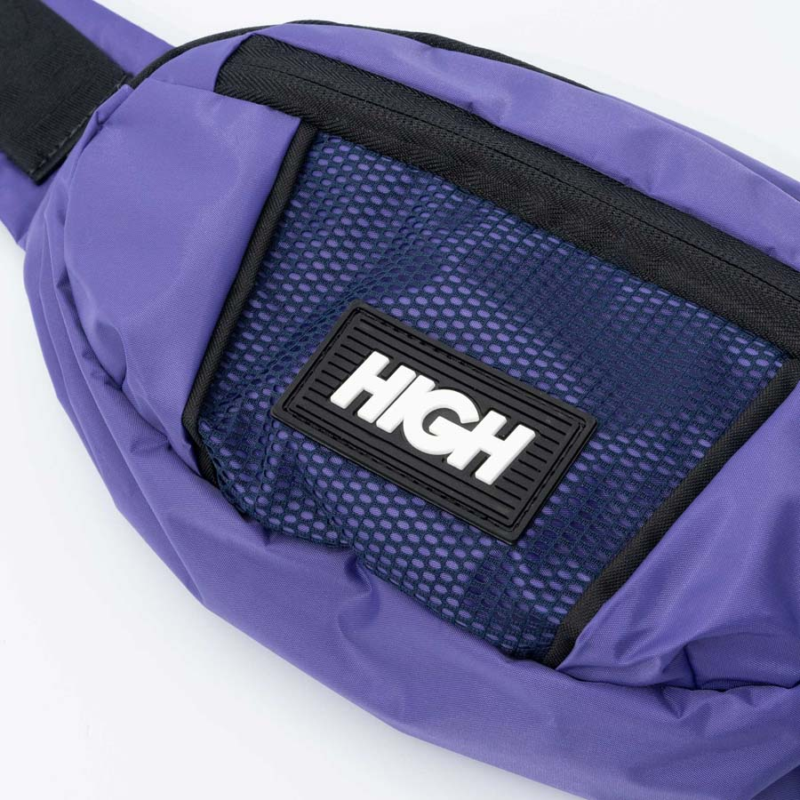 Money Bag High Reflecitve Purple