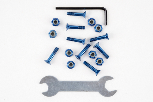 Parafuso Jogo Chaze 2,5mm Azul