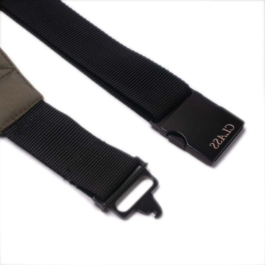 Pochete Class CLS Belt Bag Green