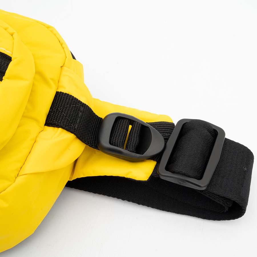 Pochete High Runner Waist Bag Yellow/Blue