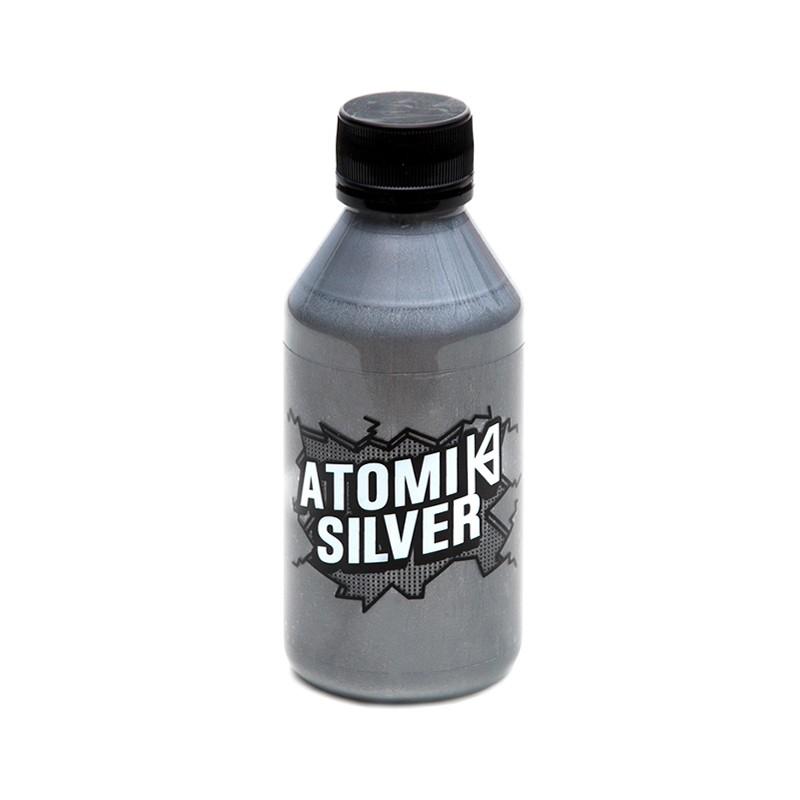 Refil para Squeezer Hubik Atomic Silver 200ml