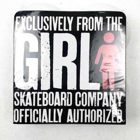 Roda GIRL Staple 52mm