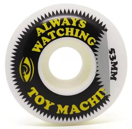 Roda Toy Machine Wheels 53mm