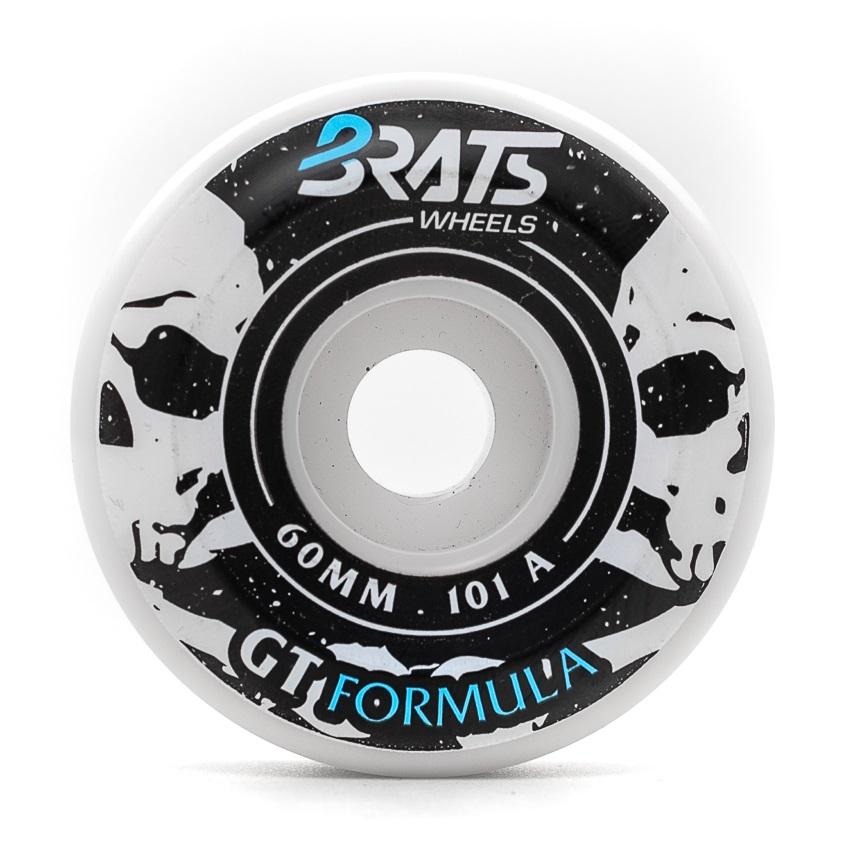 Rodas Brats GT Formula 60mm 101A