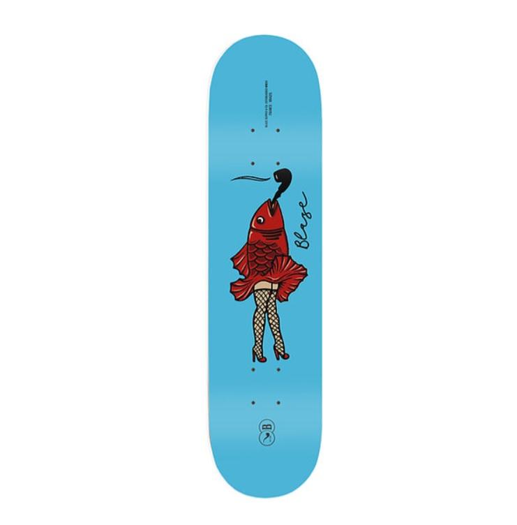 Shape Blaze Moulin Rouge Blue Maple 8.0