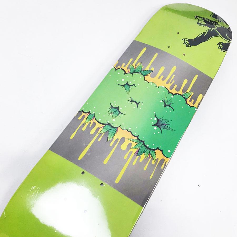 Shape Fiberglass Thenks Green
