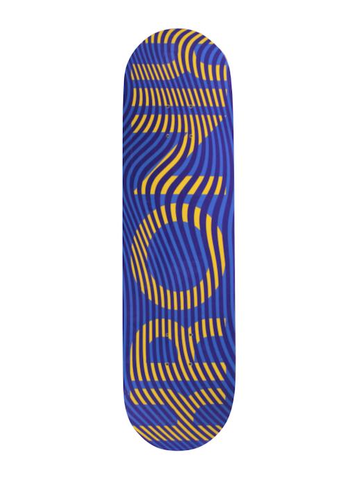 Shape Kronik Marfim Stripes Azul