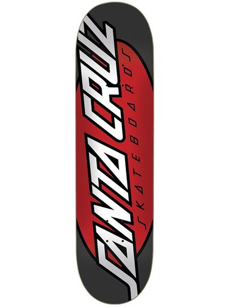 Shape Santa Cruz Large Dot Red 7.9