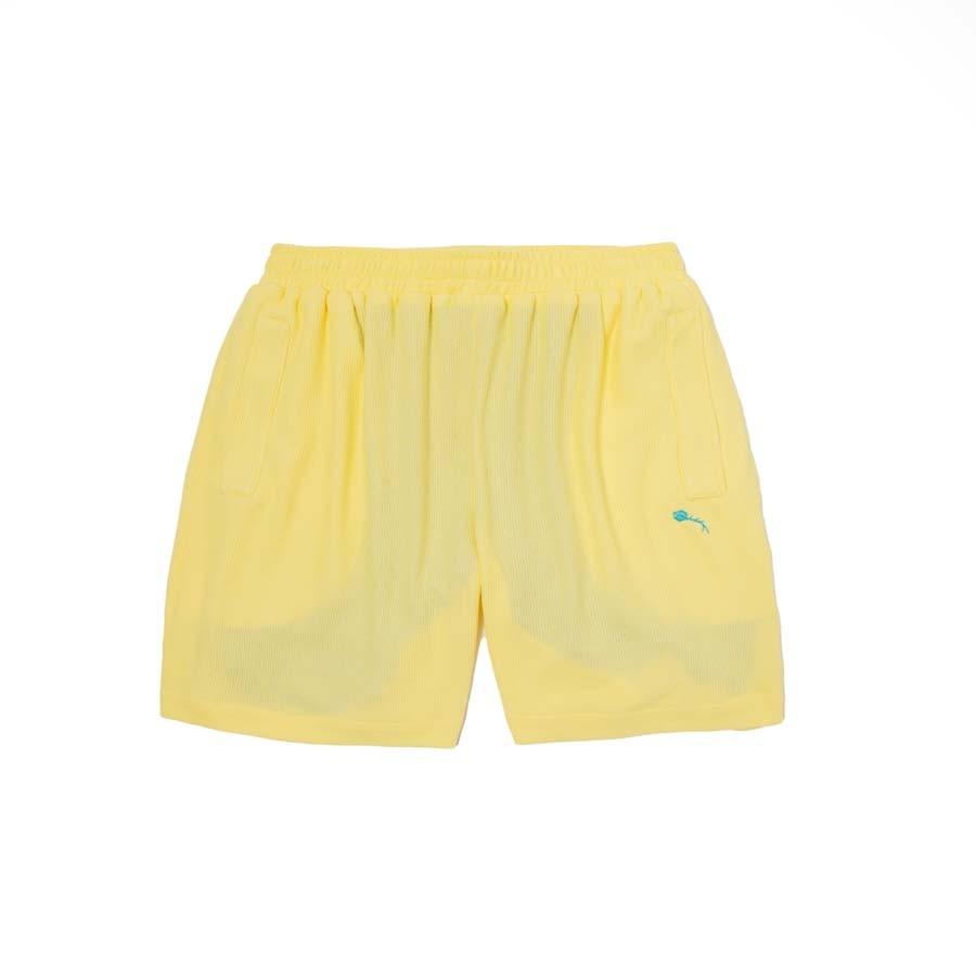 Shorts Class Pipa Amarelo