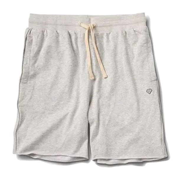 Shorts Diamond French Terry Heather