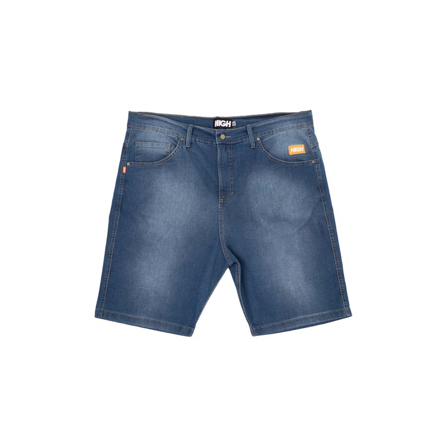 Shorts High Baggy Jeans Shorts