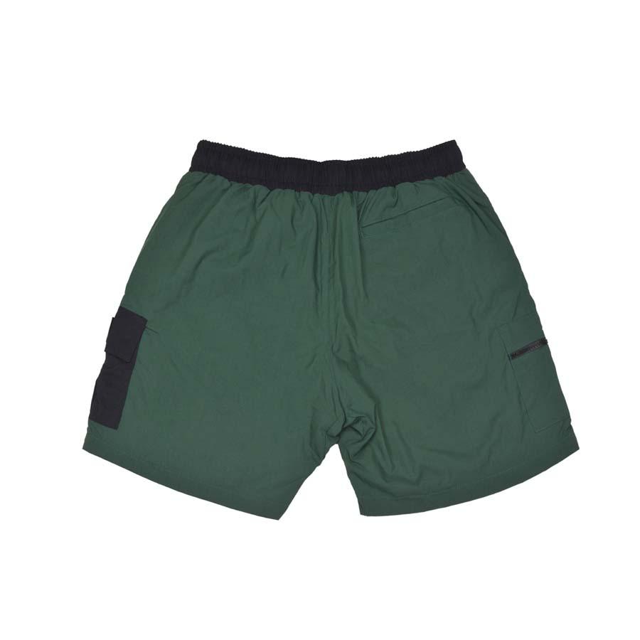 Shorts High Cargo Shorts Green/Black