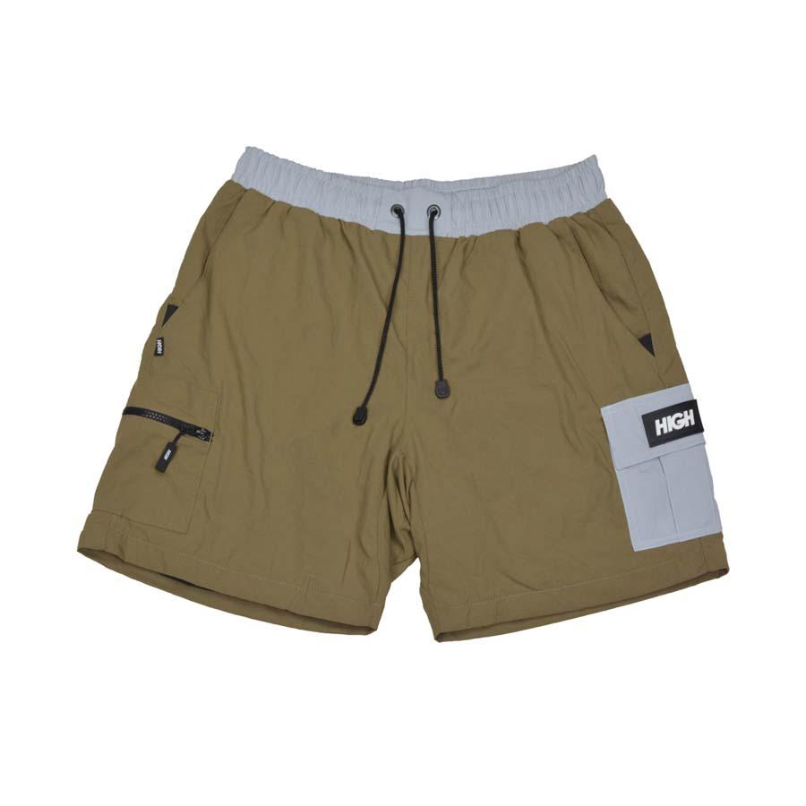 Shorts High Cargo Shorts Khaki/Grey