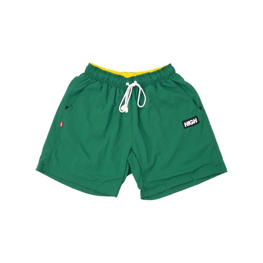 Shorts High Colored Shorts Green