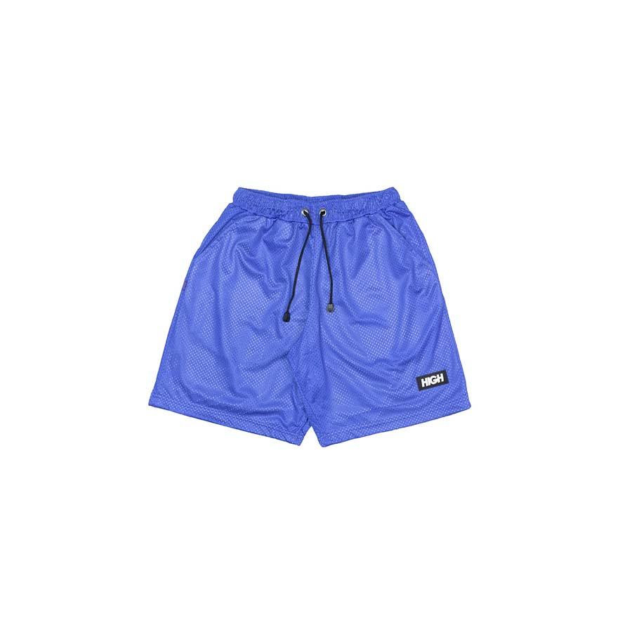 Shorts High Mesh Shorts Royal