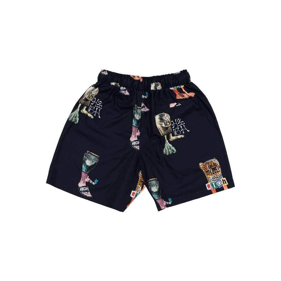 Shorts High Mitologi Navy