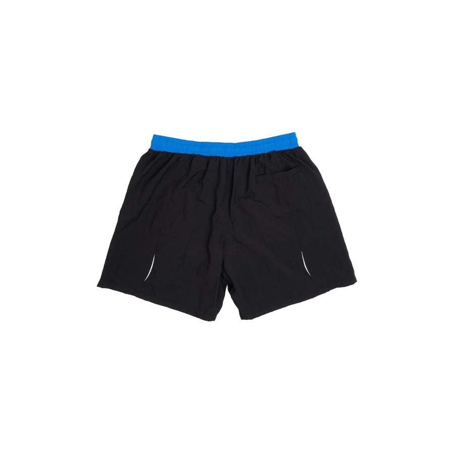Shorts High Track Black/Blue