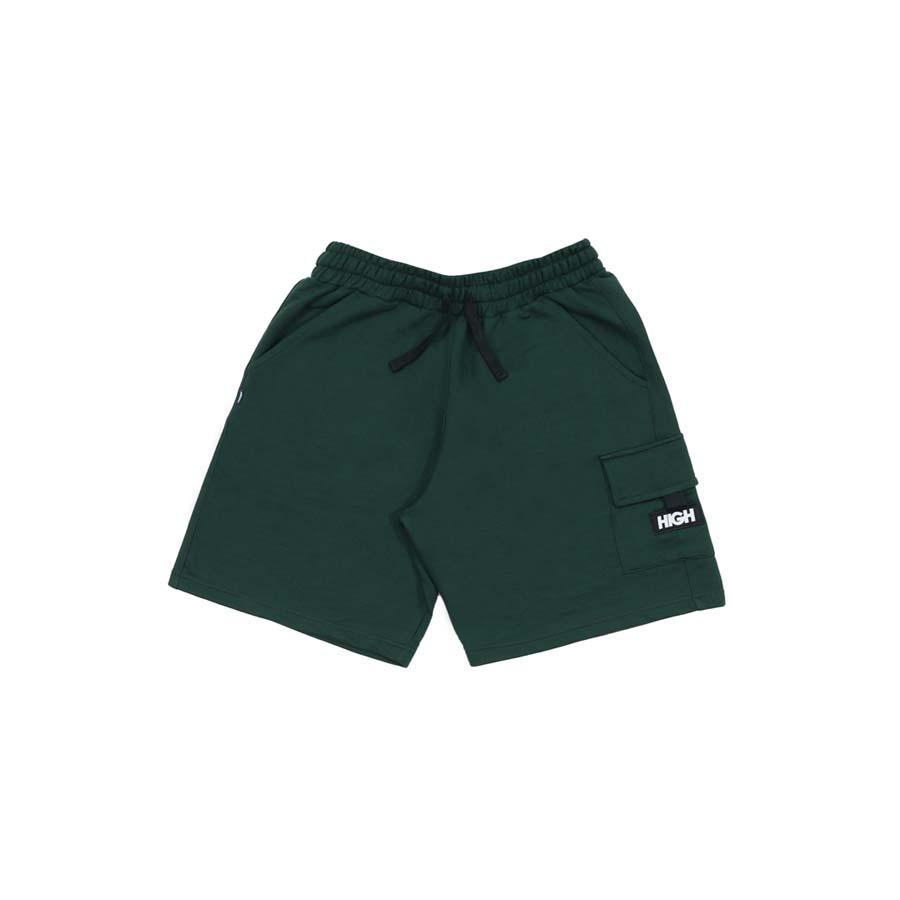 Shorts High Sweat Cargo Shorts Green