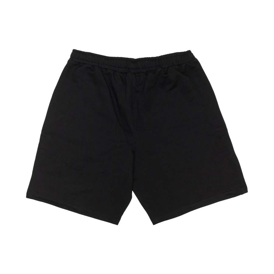Shorts High Sweatshorts Logo Black