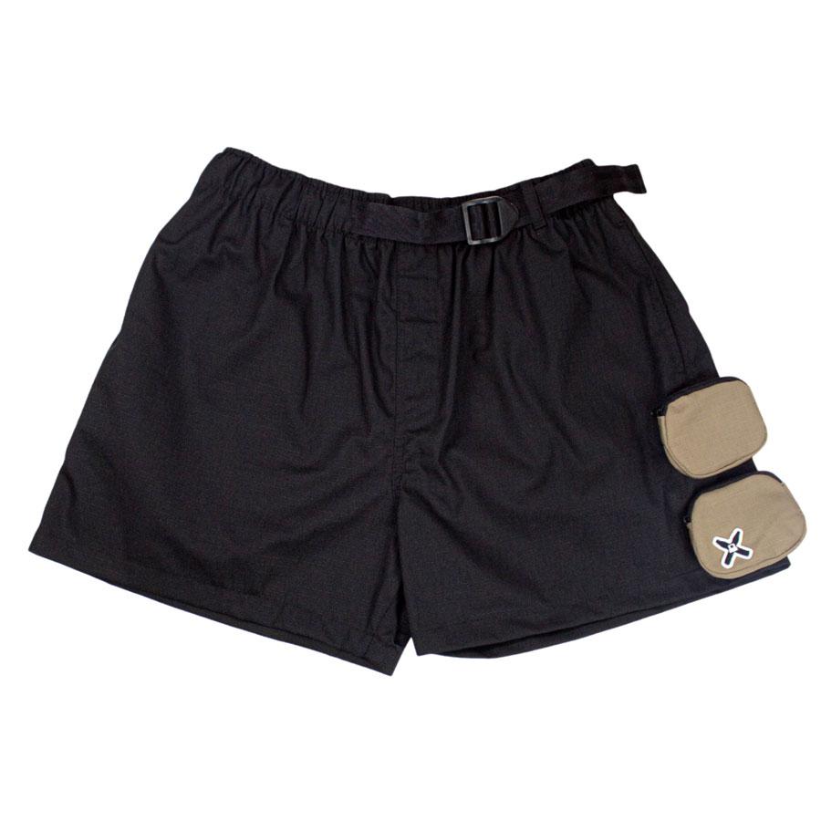 Shorts WALLS Ripstop Preto