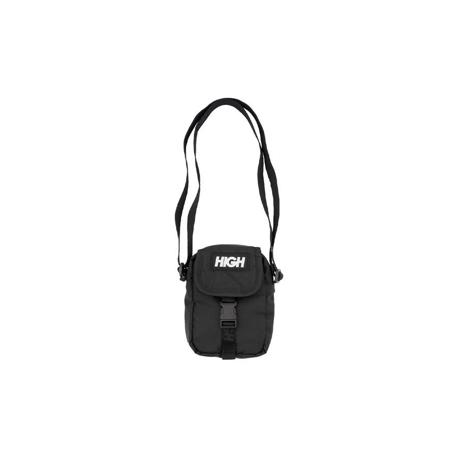 Shoulder Bag High Ripstop Black