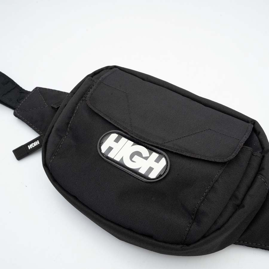 Shoulder Bag High Small Waist Bag Black